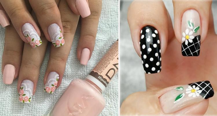 curso decoração desenho unhas